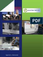 Brochure modelo