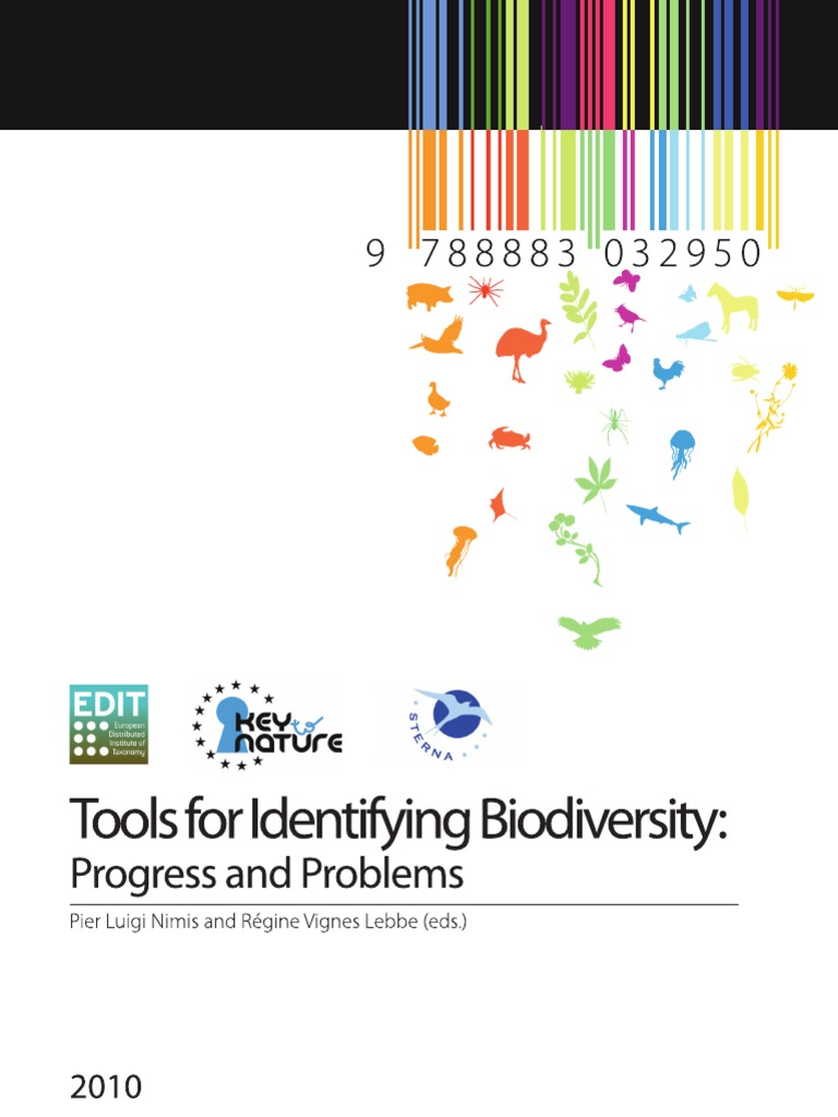 Tools for Identifying Biodiversity: Progress and Problems