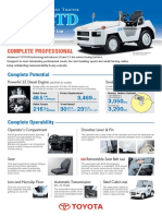 Catalogo Tecnico Toyota 2TG 2TD