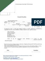 Formular 9 - Art 8 Minor