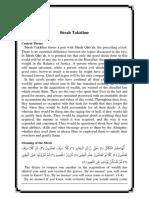 Tadabbur-102 Surah Takathur