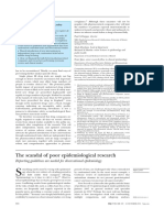 The scandal of poor epidemiological research.pdf