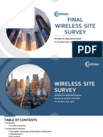 Wireless  site survey.pptx