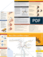 Bicycle pocket guide