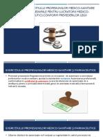 AUTORIZAREA EXERCITIULUI PROFESIUNILOR MEDICO-SANITARE SI FARMACEUTICE.pptx