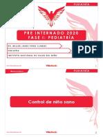 P 19 F1 - Pediatría 1 - Online