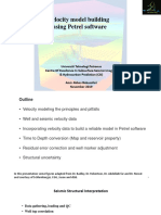 Petrel Velocity Modeling Important.pdf