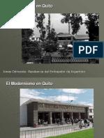 El Modernismo en Quito.ppt