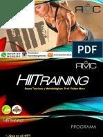 CI HIIT Training