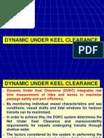 Dynamic UKC Calculation
