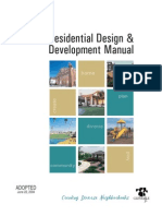 Residential Design & Development Manual