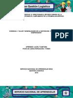 Evidencia 1 tallar generalidades de la gestion del talento humano y sus  subprocesos.docx