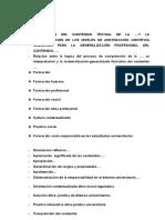 Ejemplos de Categorías y Modelos
