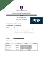 Lab Report Highway