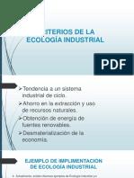 CRITERIOS DE LA ECOLOGÍA INDUSTRIAL.pptx