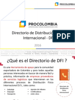 Tutorial Directorio de Distribucion Fisica Internacional - Dfi 0
