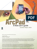 Arcpad Field Users Guide