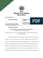 Missouri Appeals Court Opinion on Ryan Ferguson