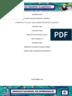 """Evidencia 5  Taller """"Indicadores de gestión logística""""..docx"""