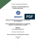 Calidad de Servicio y Satisfacción Al Cliente (1)