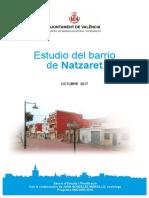 Estudio Del Barrio de Natzaret