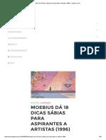 Moebius dá 18 dicas sábias para aspirantes a Artistas (1996) – Update or Die!.pdf