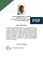 HOJA DE VIDA VIVIANA MURILLO 13 JUN