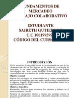 Paso 5 Realizar la segmentación de mercados y la mezcla de mercadeo-Saireth gutierrez.pptx