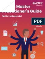 Scrum Master Practitioner's Guide