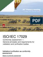 1. s.vehring Iso Iec 17029
