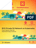 KubeCon 2019 - BYO 5G Network.pdf