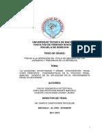 Analisis Juridico Proceso Penal Ecuatoriano Univ Machala Ecuador.pdf