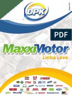 Maxxi Catalogo Peças de Motores Linha Leve