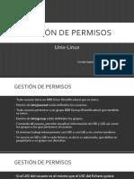 Gestión de Permisos - Sistemas Operativos II - 2° EMT Informática - 2°BE [admin].ppsx
