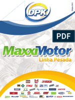 Maxxi Catalogo Peças de Motores Linha Pesada