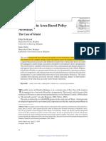 De Rynck F, Voets J (2006) Democracy in Area-Based Policy Networks.pdf