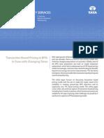 Platform BPO White Paper Transaction Based Pricing in BPO 05 2010