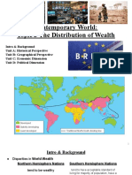 cw topic 3 the distribution of wealth  yoon