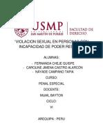 VIOLACION SEXUAL EN PERSONAS CON INCAPACIDAD DE PODER RESISTIR.docx