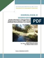 Memoria Hidrologia Hidrogeología_Checollochayoc.pdf