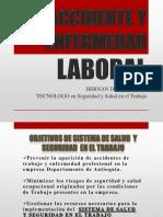 ACCIDENTE Y ENFERMEDAD LABORAL .pptx
