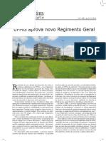 Novo Regimento Geral Da Ufmg