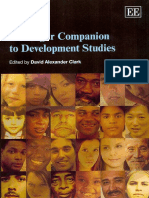 THE ELGAR COMPANION TO DEVELOPMENT.pdf