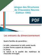 03 IFEER Catalogue de Structures Des Chaussées Neuves 1995