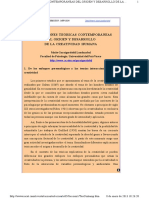 EXPLICACIONES TEÓRICAS CONTEMPORÁNEAS DEL ORIGEN Y DESARROLLO DE LA CREATIVIDAD HUMANA.pdf