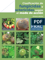 clasificacion de insecticidas