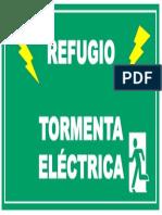 Refugio Tormenta Eléctrica