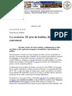 LA ORATORIA EL ARTE DE HABLAR, DISERTAR Y CONVENCER.pdf