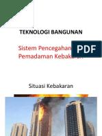 tEKNOLOGI bANGUNAN-Pemadam Kebakaran-2018.pptx