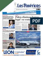 DIARIO LAS AMÉRICAS Edición digital del martes 10 de diciembre de 2019